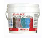 Starlike Color Crystal.